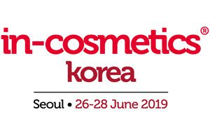 incosmetics korea 2019